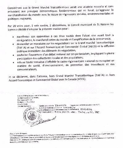 St Nazaire les Eymes motion tafta 2