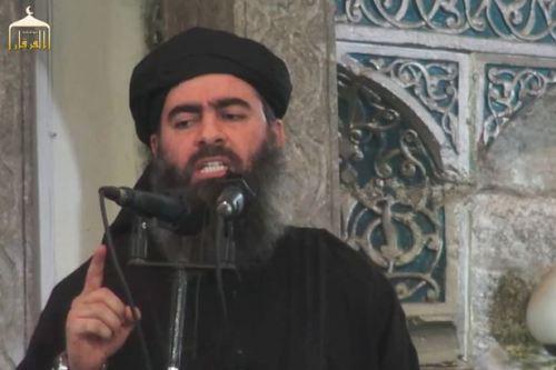 Abou Bakr Al-Baghdadi