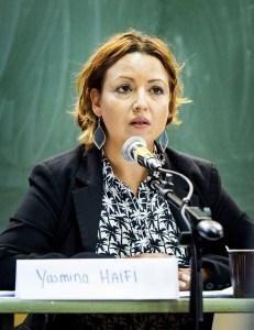 Yasmina Haifi