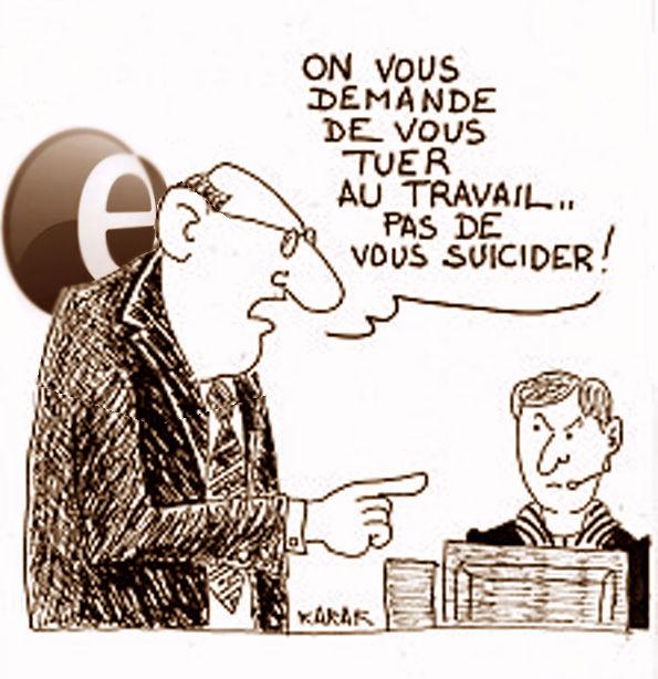 suicide boulot