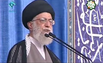L'ayatollah Seyyed Ali Khamenei
