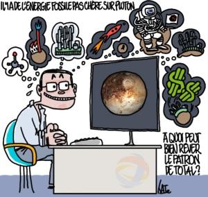 Pluton ou plus tard