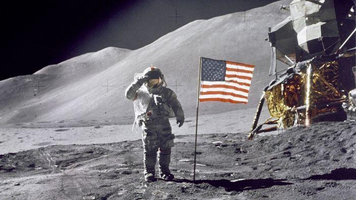 Apollo 11 - Lune - Moon - Neil Armstrong - 1