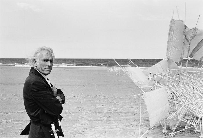 Theo Jansen - Strandbeest