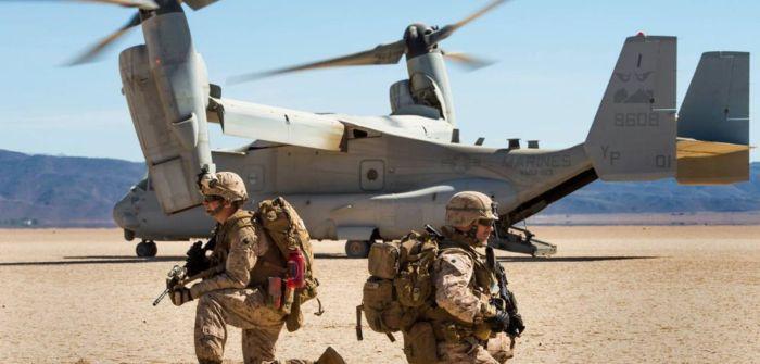 Soldats américains - Niger - 2